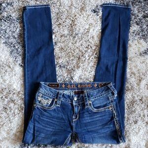 Rock Revival Jean's.  Size 28.